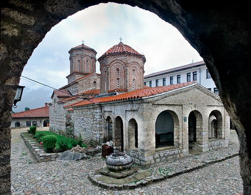 Monastery of Saint Naum, Macedonia