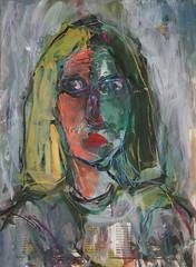 31 (arteneoexpresionista) Tags: rando jorge figuras pinturas neoexpresionismo