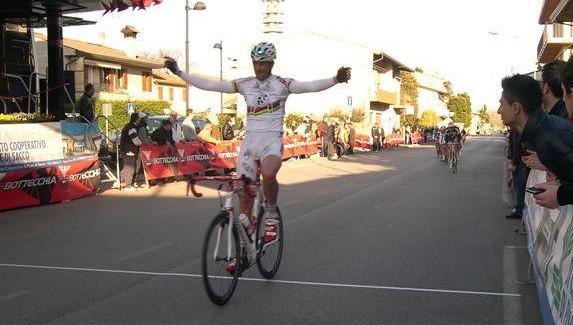 2-Gianmarco Agostini vincitore ad Arzergrande