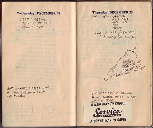 1954: December 22-23