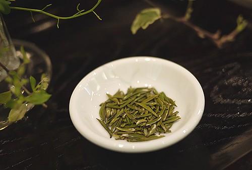 竹葉青:四川省・緑茶