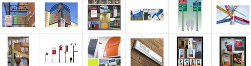 Wayfinding Sign Images