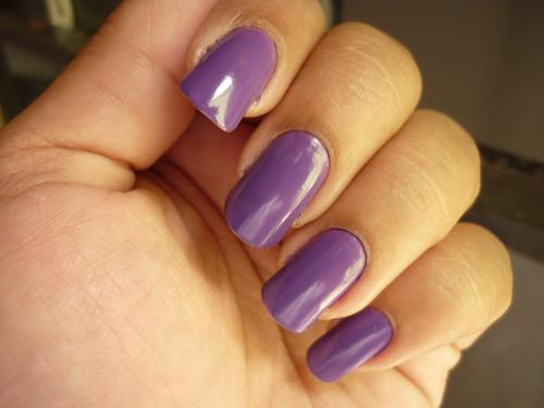 L.A. Colors - Exotic Jewels Purple