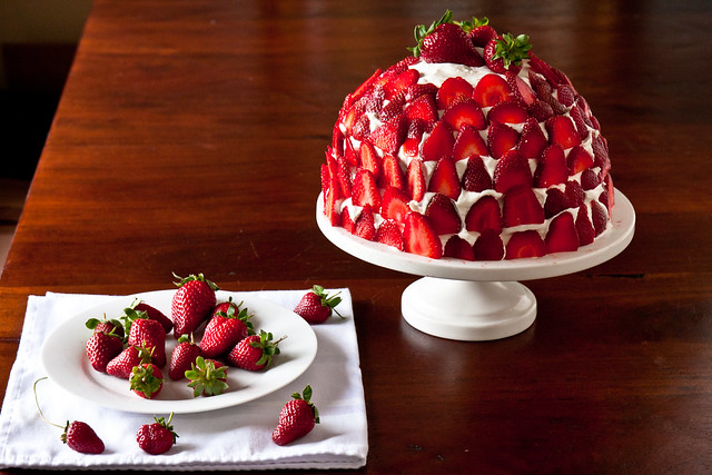 The Brewer And The Baker Strawberry Cake