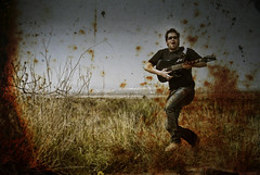 Rockstar Session #39 (palm z) Tags: espaa rock spain guitar guitarra alicante rocker salto elche gasolinera rockero lamarina