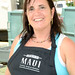 Chef Ann-Marie Burtell at #MauiAgFest