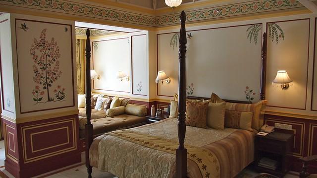 Room 226, Taj Lake Palace Hotel, Udaipur