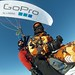 Fly Sun Valley XShot and GoPro paragliding picture