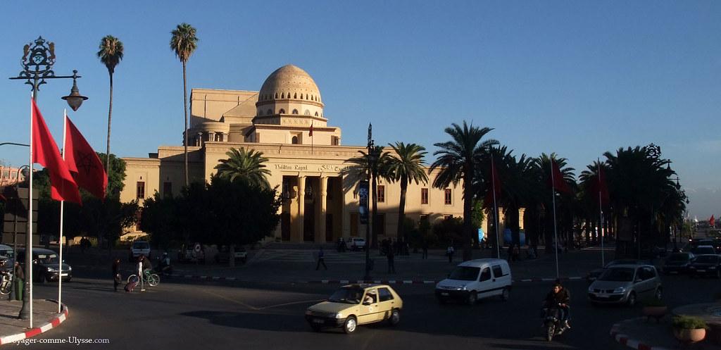 Théâtre Royal de Marrakech
