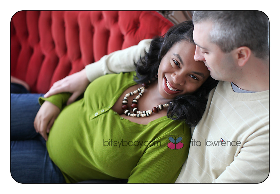 lifestyle maternity photography in DC