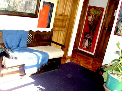 Host Family Accommodation in Quito Ecuador