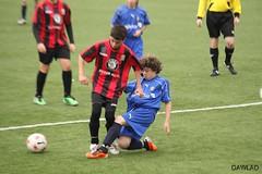 Entrada a ras de suelo (Dawlad Ast) Tags: asturias infantil futbol seleccion roces alevin veriña