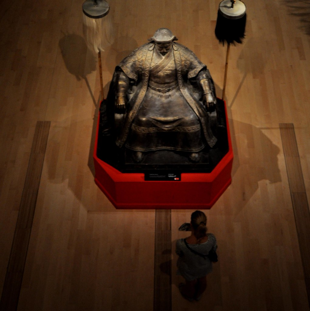 Genghis Khan Exhibition 14 成吉思汗展览 14 ...