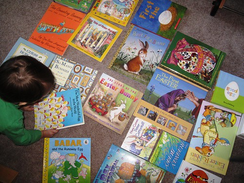 bunny books by C.