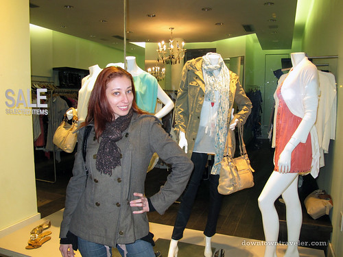 soho boutique shopping