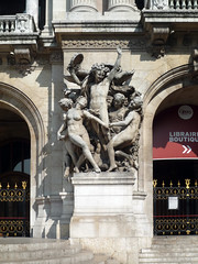 Carpeaux, The Dance (copy) On The Paris Opéra