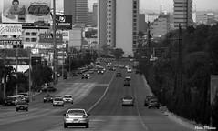 El temperamento urbano de San Luis (Hotu Matua) Tags: street panorama skyline avenida calle traffic strasse trfico rua avenue rue sanluispotos