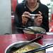 Bowls of noodles