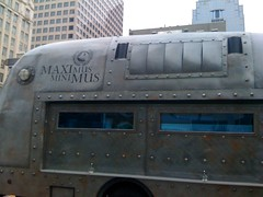 Maximus Minimus Pig Food Truck (DRheins) Tags: seattle foodtruck pigtruck maximusminimus