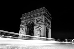 arc de triomphe by night ('^_^ D.F.N. Damail ^_^') Tags: france art love canon word french fun photography photo reflex europe photographie picture 7d franais francais photographe dfn damail francais wwwdamailfr