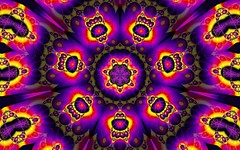 Fractal Art 88 (CharmaineZoe's Marvelous Melange) Tags: abstract color colour art geometric modern digital circle design colorful pattern panel bright abstractart contemporary vibrant computergenerated digitalart vivid kaleidoscope mandala creation fantasy mirrored fractal trippy complex mathematical multicolor jazzy mandelbrot repeat kaleidoscopic patterned tiled repeating psychedlic manipulate polychrome polychromatic fractalart complexpattern photoechoes charmainezoe kaleidoscopekreations