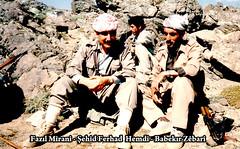 Babekr Zbar - ehd Ferhad Mela Hemd -  Fazl Mran (Kurdistan Photo ) Tags: turkey iran iraq trkiye campaign kurdistan syrian kurdish the barzani kurd     krdistan      pmerge     genocideanfal alanfal