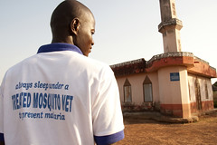 World Malaria Day: Community health volunteers (Christian Aid Images) Tags: poverty health impact nets disease malaria worldmalariaday