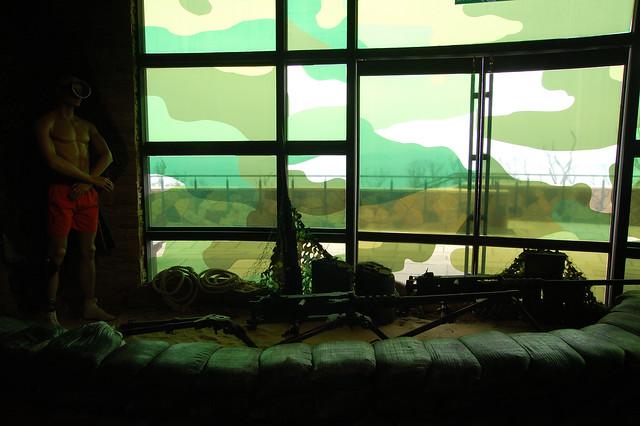 2011.04.04 馬祖 / 北竿 / 戰爭和平紀念館