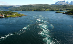 #0739 Saltstraumen **Explored** (Fjordblick) Tags: trees mountains nature water norway landscape norge wasser natur norwegen arctic berge explore landschaft bume nordnorge bod strudel maelstrom saltstraumen landskap norsk nordland nordnorwegen arktis explored northernnorway straumen gezeitenstrom mygearandme mygearandmepremium aboveandbeyondlevel1