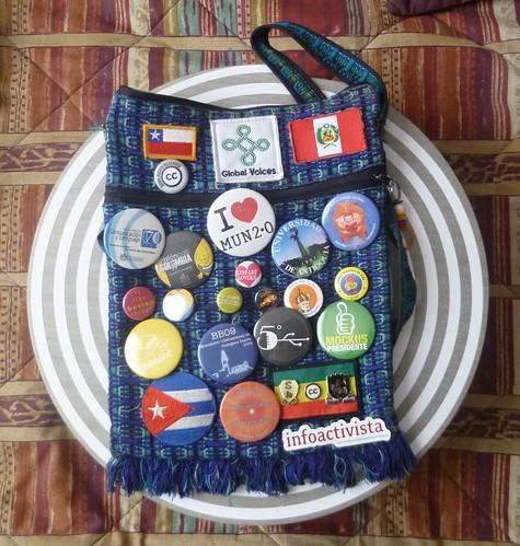 Mi mochila viajera