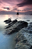 As Beautiful As You Are (hendri.arba) Tags: melawai balikpapan singhray daryl benson reverse nd singhraydarylbensonreversend09 water sunset sun stone slowspeed sky seascape sea rock polarize photographer neutraldensity nature moment longexposure light landscape kaltim indonesia impressedbeauty gnd filter clouds canon borneo beach flickrduel fav10 fav20 fav30 fav40