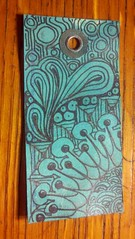 tag (lacey709) Tags: color tombowmarkers twinklingh2os zentangle zentangleinspiredart dewentinkwatercolorpencils
