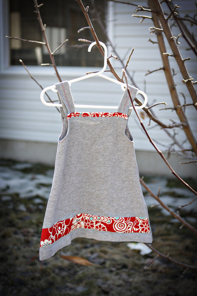 Upcycled play dress