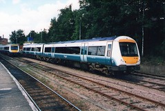 norwich 170399 (brianhancock50) Tags: train railway britishrail anglia dmu class170