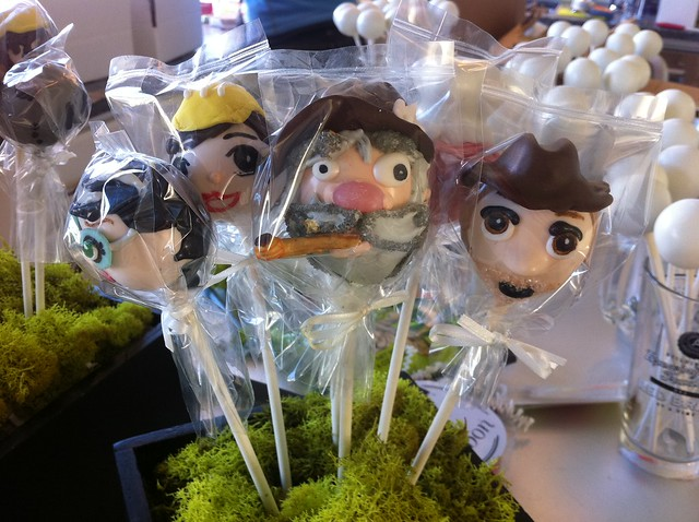 Farmville and Other 'ville cake pops
