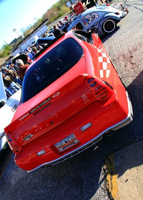 taz autoshow musclecars classiccars hotrods cruisein classicautos beacondrivein 2000chevymontecarloss 2000teammontecarlo montecarlopacecar