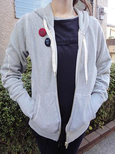zip hoodie nanouniverse 1