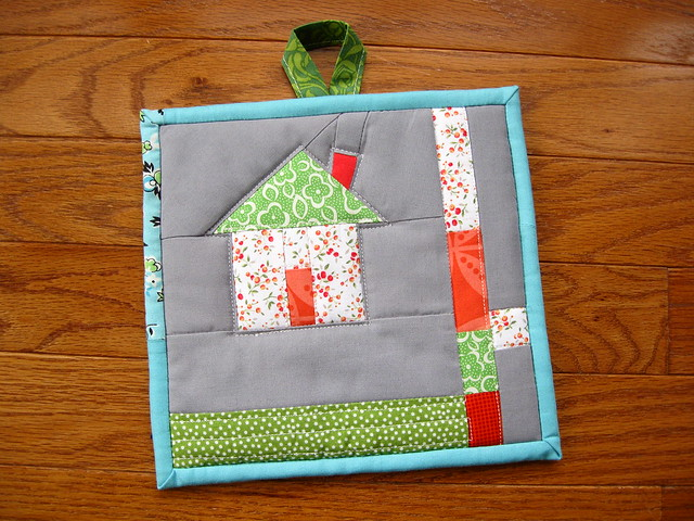 housewarming potholder