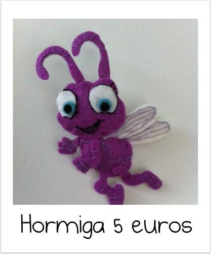 hormiga by En mi mundo blythe