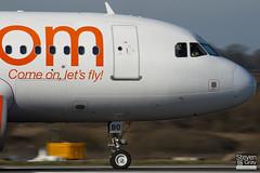 G-EZBO - 3082 - Easyjet - Airbus A319-111 - Luton - 110314 - Steven Gray - IMG_0900