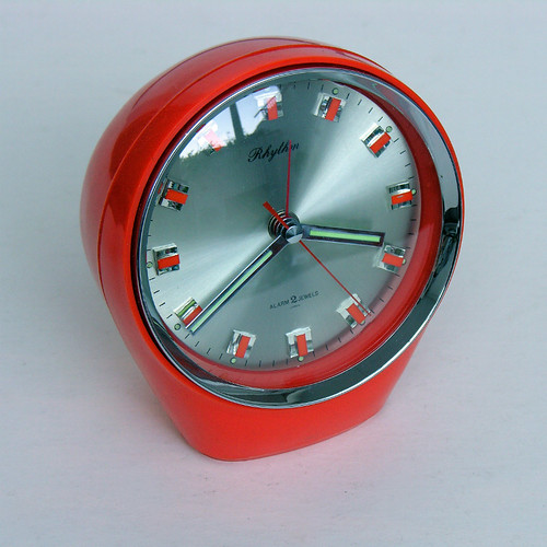 1 Rhythm Alarm Clock
