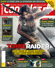 Consoles Plus Tomb Raider Feature
