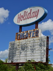 Holiday Drive-In Theatre Marquis Crop (Dysonstarr) Tags: sign route66 landmarks drivein missouri springfieldmissouri marquis springfieldmo moviesign historicroute66 theatresign theozarks missouri66 holidaydrivein holidaydriveintheatre holidaydriveintheatremarquis route66landmarks historicroute66landmarks