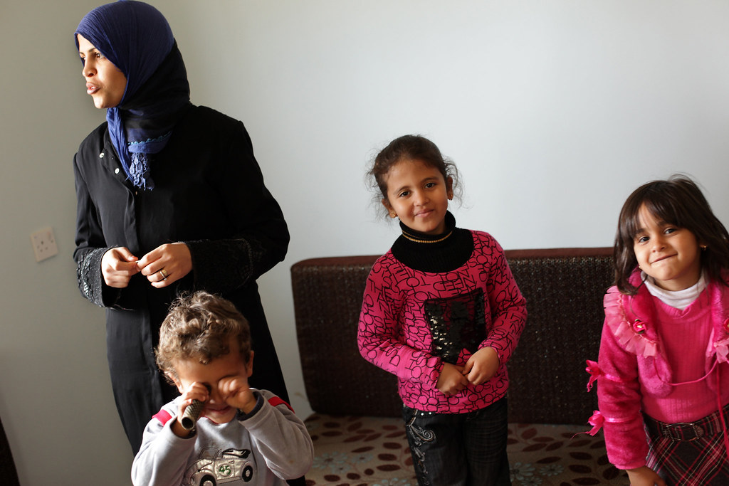 UNHCR News Story: Surviving war in Misrata: A Libyan family tell of their ordeal
