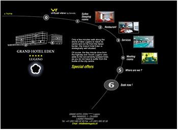 Cliente: Grand Hotel Eden - Lugano CH