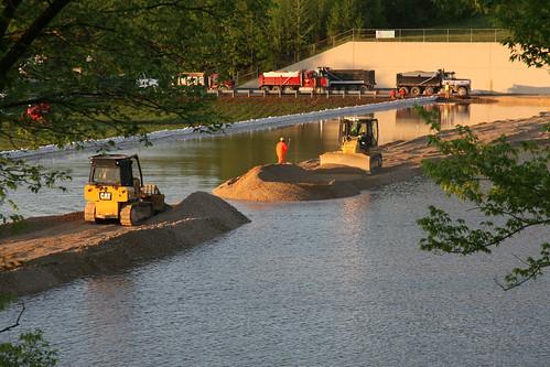 2011 Wappapello Lake Flood Fight