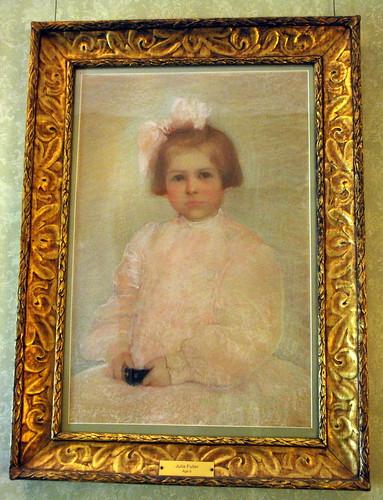 Julia Fuller - Age 8