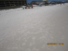 Love the white sand here (carpenter33) Tags: ocean girls vacation beach water florida tourist bikini beaches condos destin vactions