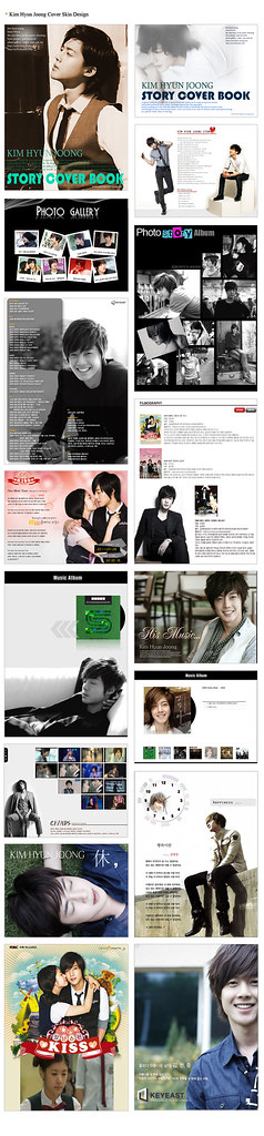 Kim Hyun Joong iPhone / iPad App