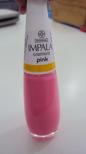 PINK - MAIS UM ROSA LINDO by TENDENCIA DE ESMALTE